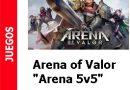 Arena of Valor 5 v 5