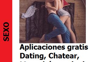 Aplicaciones gratis para Dating, Chatear, Ligar, búsqueda de Solteros