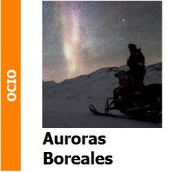 Ocio – Auroras boreales