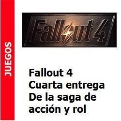 Juego – Fallout 4