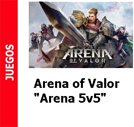 Arena of Valor 5 v 5