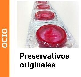 Ocio – Preservativos originales