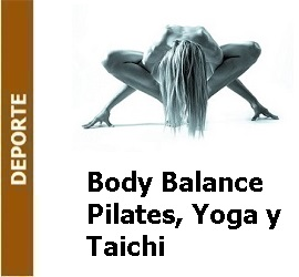 Deporte – Body Balance – Pilates, Yoga y Taichi