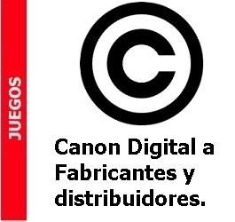 Nuevo Canon a fabricantes y distribuidores de equipos