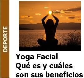 Yoga Facial Qué es y cuáles son sus beneficios