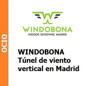 WINDOBONA Túnel de viento vertical en Madrid