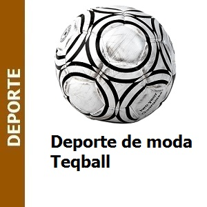 Deporte de moda Teqball