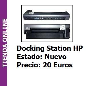 Tienda Docking Station – Estacion de conexion HP