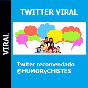 Twiter recomendado @humorychistes