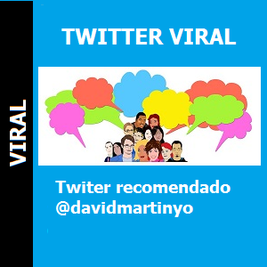 Twiter recomendado @davidmartinyo