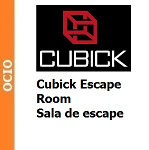 Cubick Escape Room Sala de escape