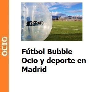 Protegido: Fútbol Bubble ocio y deporte en Madrid