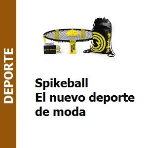 Spikeball el nuevo deporte de moda
